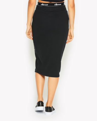 Ornella Skirt Black