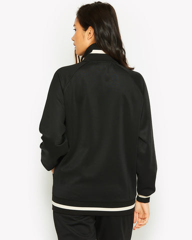 Amatrica Track Top Black