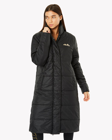 Portabella Padded Jacket Black