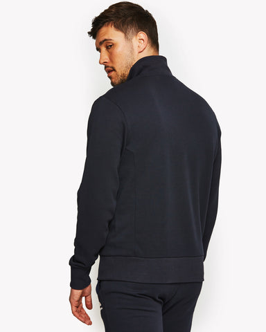 Simeoni 1/2 Zip Sweat Navy