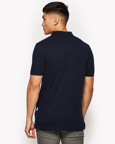 Moncalieri Polo Shirt Navy