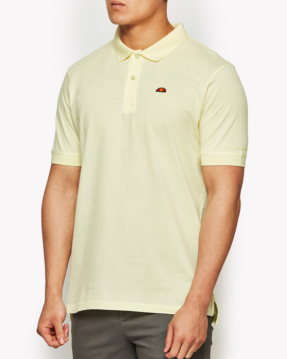 Moncalieri Polo Shirt Yellow