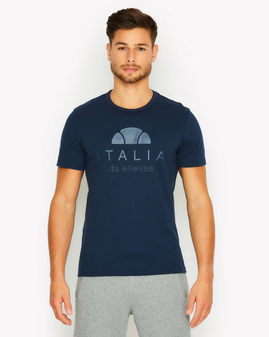 Kino T-Shirt Navy