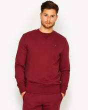 Amedeo Crew Sweat Red