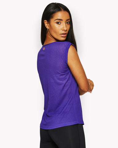 Pomona T-Shirt Purple