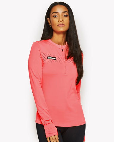 Hestia Long Sleeve T-Shirt Pink