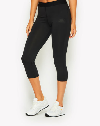 Cerna 3/4 Legging Black