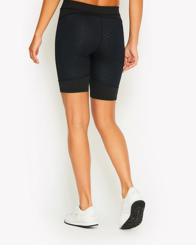 Abacura Cycle Short Black