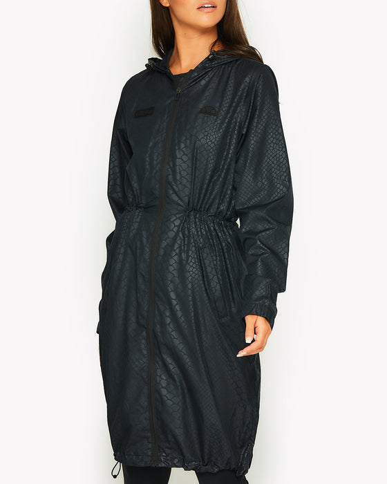 Diadophis Poly Coat Black