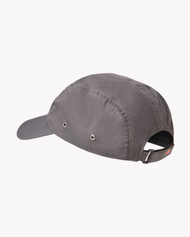 Turra 5 Panel Cap Grey