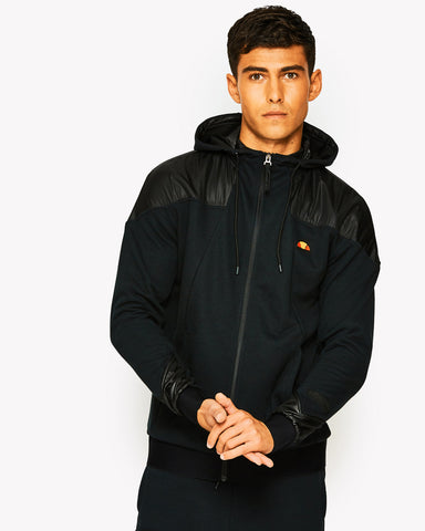 Recoil Hooded Jacket Black