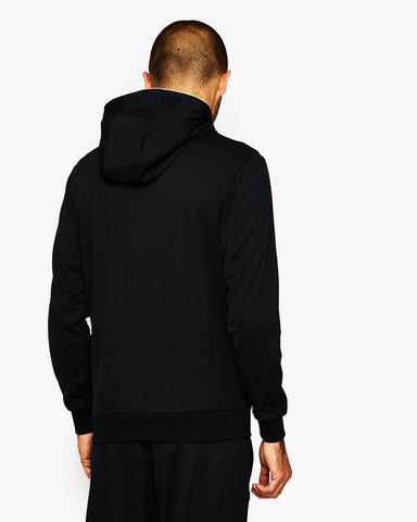 Addio Hoody Black