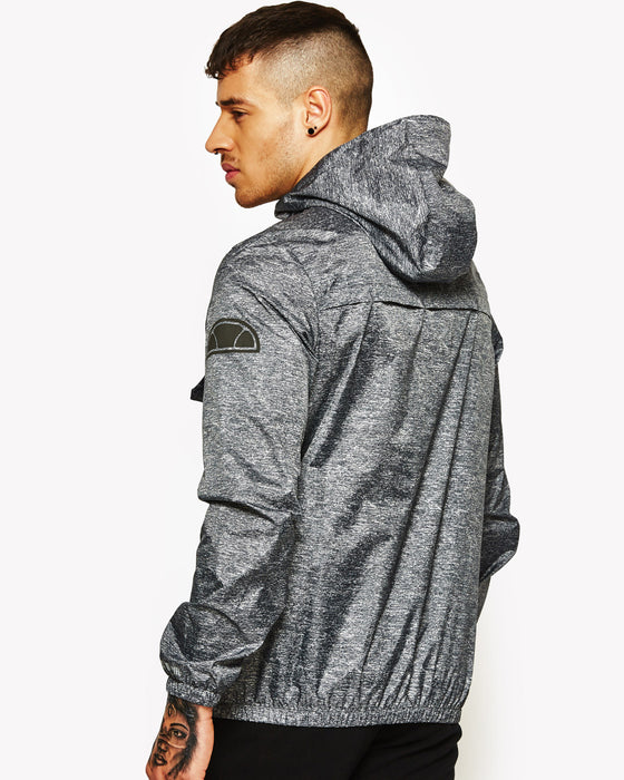 Berto 1/2 Zip Jacket Grey
