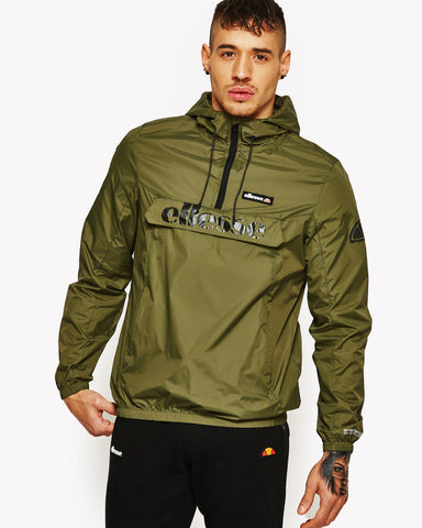 Berto 1/2 Zip Jacket Green