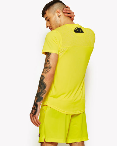 Aicati Poly T-Shirt Yellow