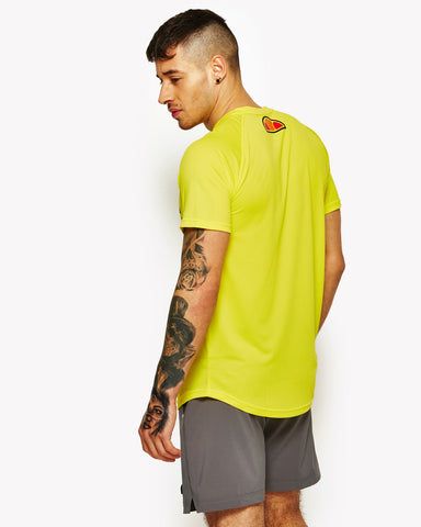 Cindolo T-Shirt Yellow