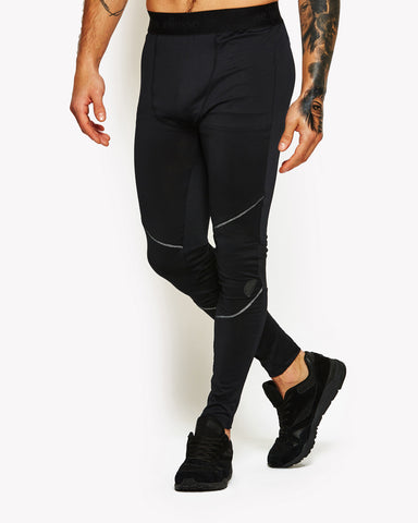 Nastio Running Tights Black