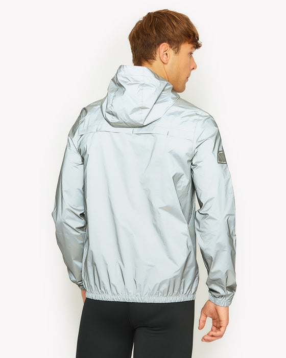 e031bfd4 Berto Rain Jacket Relective Silver | Free UK Delivery & Returns ...
