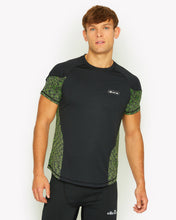 Intenso T-Shirt Black
