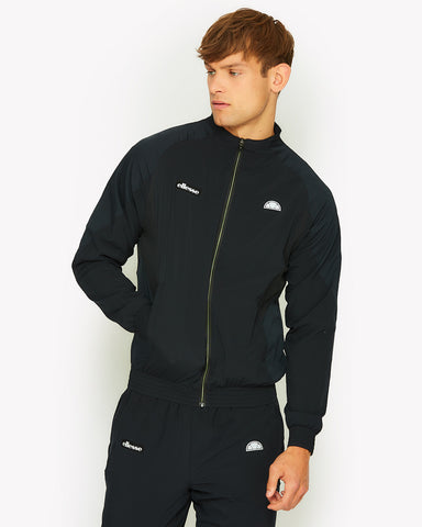 Fridela Track Top Black