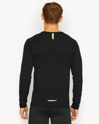 Norto Long Sleeve T-Shirt Black