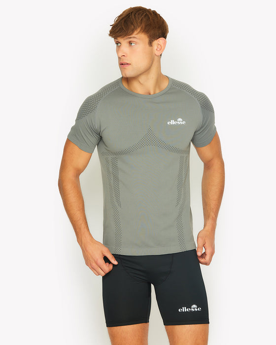 Ster Seamless T-Shirt Grey