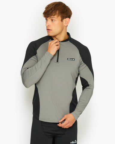 Bastio Long Sleeve Top Grey