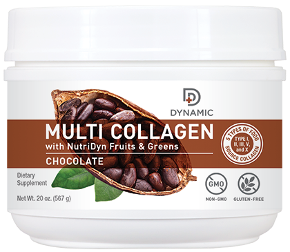 Dynamic Multi Collagen Chocolate