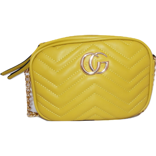 Bella Bag - Yellow