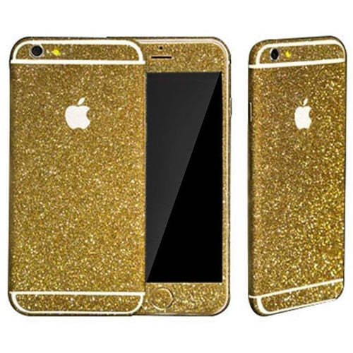 Gold Glamour iPhone Skinz
