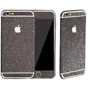 Black Glamour iPhone Skinz