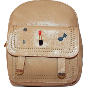 Nova backpack- Nude