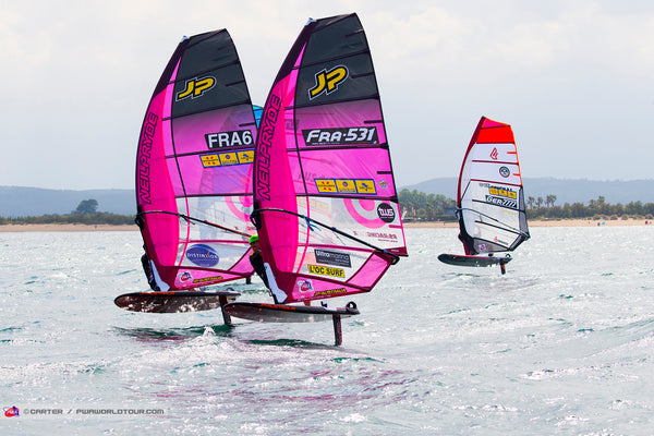 RS:RACING EVOX DOMINATES SLALOM AND BONTEMPS RECORDS HIS FIRST FOILING PODIUM  IN COSTA BRAVA