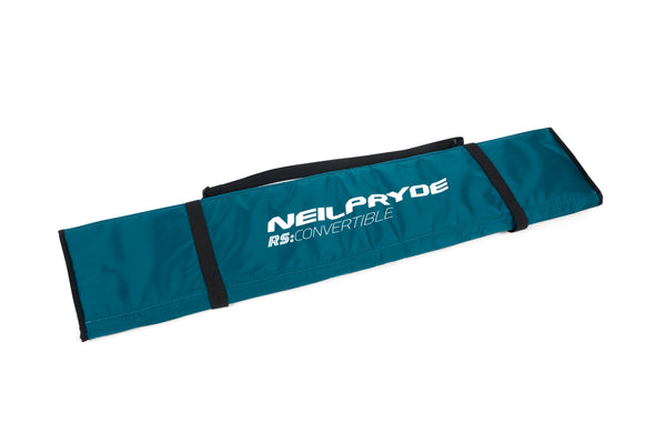 Convertible Foil Travel Bag