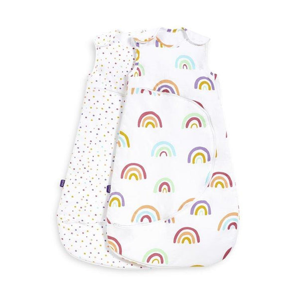 SnuzPouch Sleeping Bag in Rainbow - Multi-colour