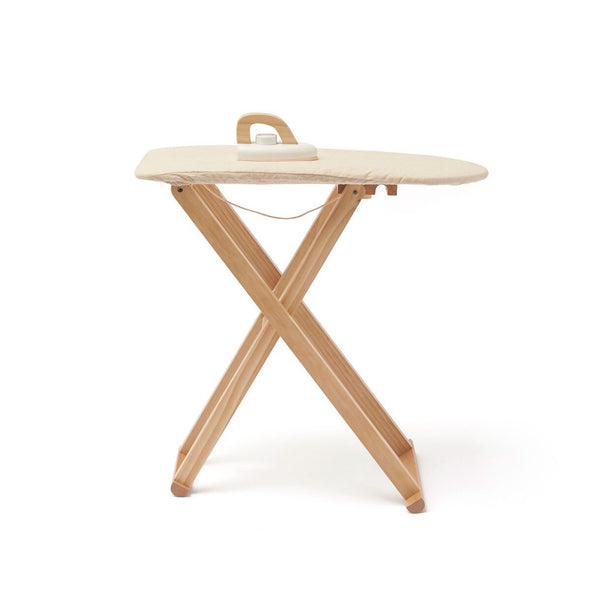 Kids Concept Ironing Board with Iron Playset BISTRO - Scandibørn