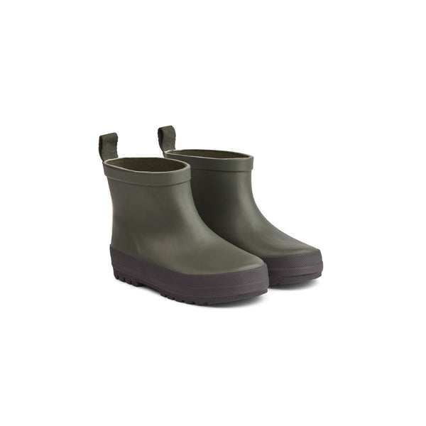 Liewood Tekla Rain Boot Hunter/Black Mix - Scandibørn