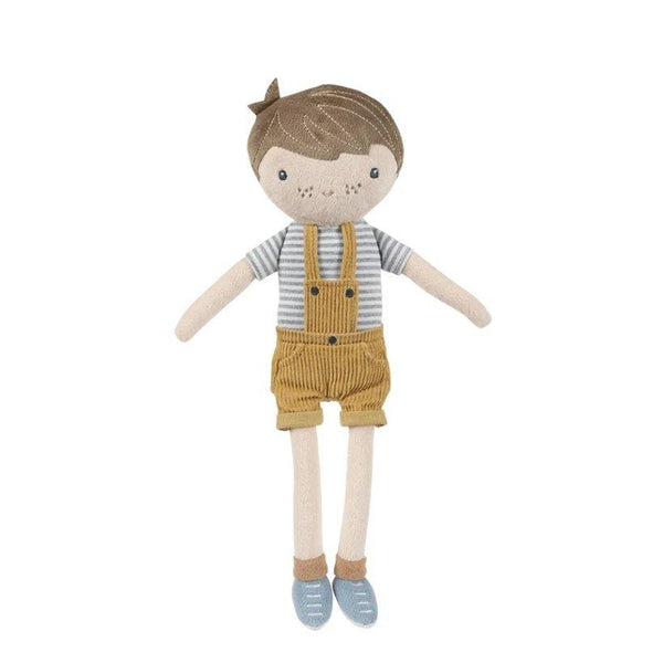 Little Dutch Cuddly Doll Jim (Two Sizes) - Scandibørn