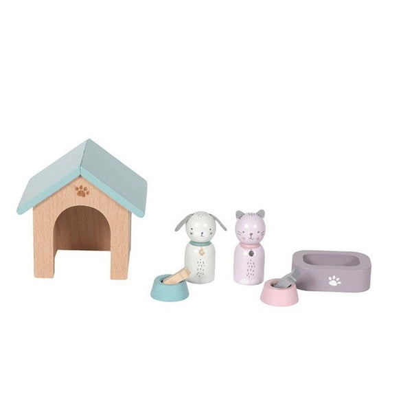 Little Dutch Doll's house Pets Playset - Scandibørn