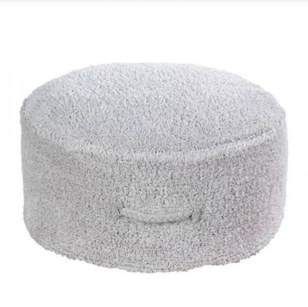 Lorena Canals Pouffe Chill Pearly Grey - Scandibørn