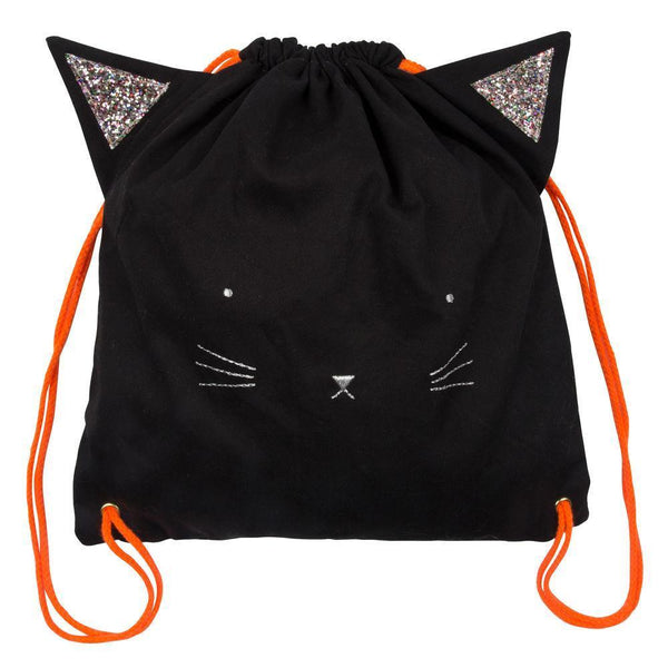 Meri Meri Halloween Cat Backpack - Scandibørn