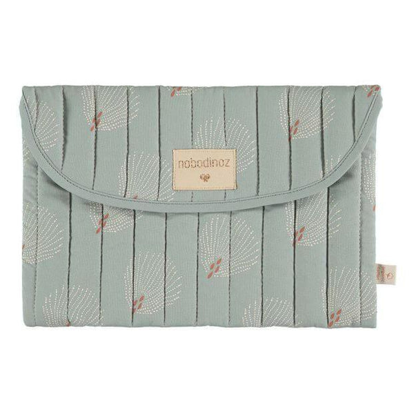 Nobodinoz Bagatelle Pouch in Gatsby White / Green - Scandibørn
