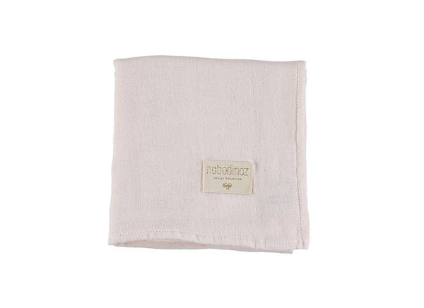 Nobodinoz Box 3U Baby Love Swaddle pack in Pink - Scandibørn