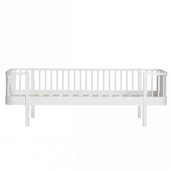 Oliver Furniture - Wood Day Bed in White - Scandibørn