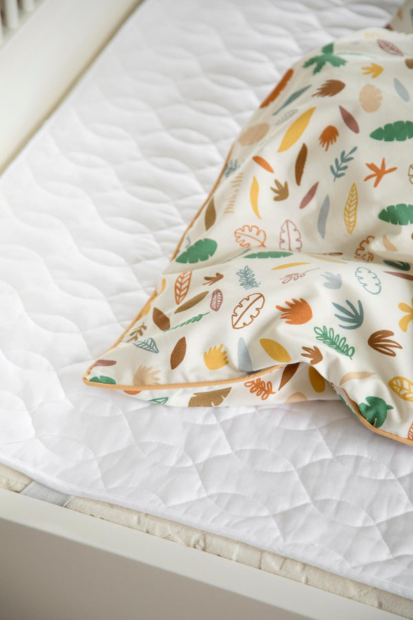 Sebra Cot Bed Mattress Topper - Baby & Junior Bed - Scandibørn
