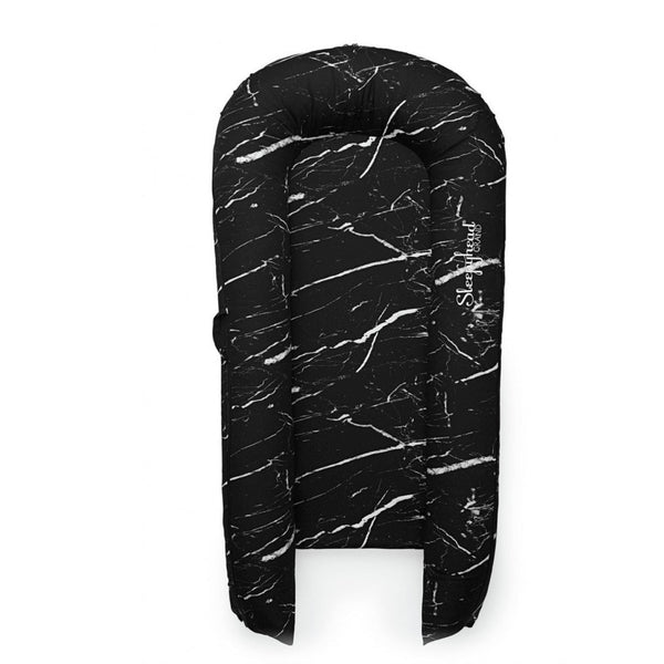 Sleepyhead Grand Pod Spare Cover in Black Marble (9-36 months) - Scandibørn