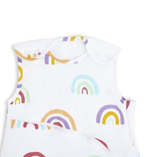 SnuzPouch Sleeping Bag in Rainbow - Multi-colour - Scandibørn