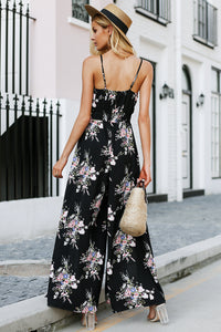 Beautiful Floral Women's Jumpsuit