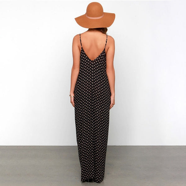 Loose Maxi Dress - SkyeClothes