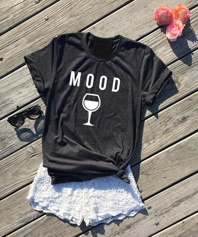 Mood Graphic Tee - SkyeClothes